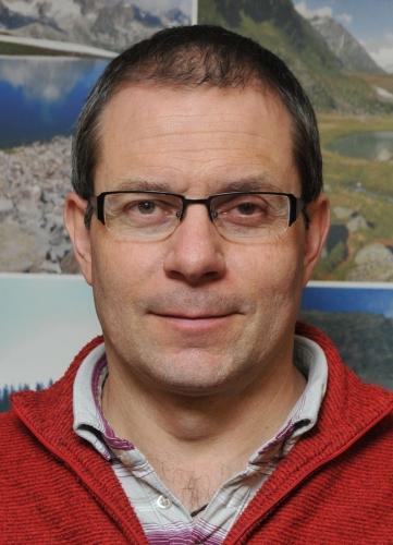 Alois Renner,  Präsident SLRG Uri
